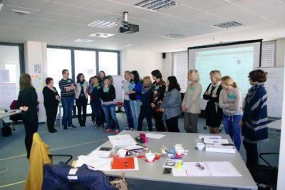 Kako krepiti osebni in karierni razvoj pri mladih – mentoriranje – Tečaj za MEPI mentorje