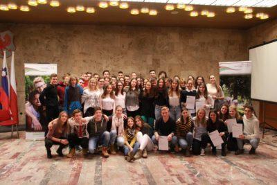 58 mladih Gorenjcev prejelo priznanja MEPI