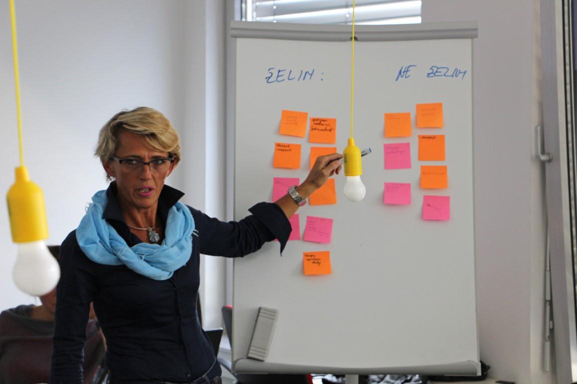 HIV delavnica za mentorje – maj 2018