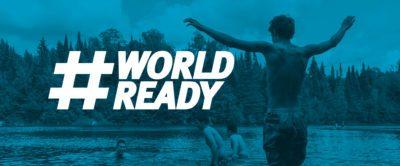 Mi smo pripravljeni na svet! #WORLDREADY