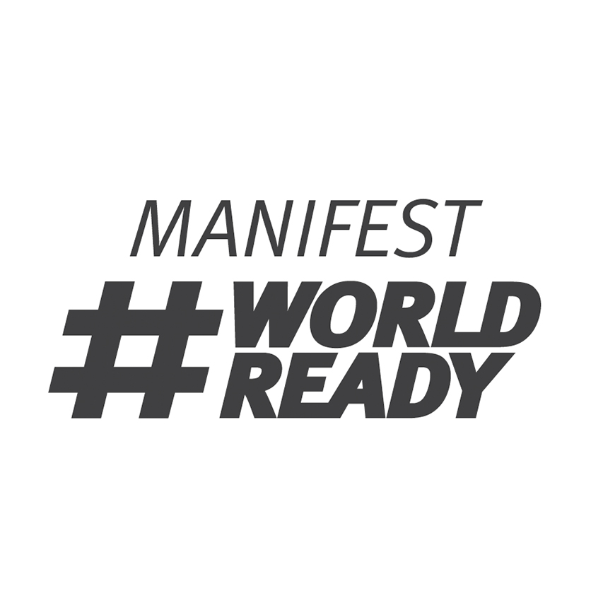 Manifest #WORLDREADY
