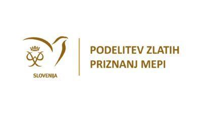 Podelitev zlatih priznanj MEPI 2018