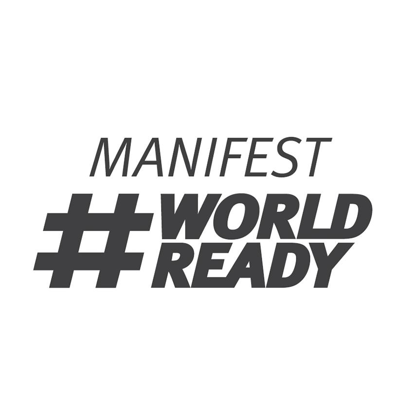 Manifest #WORLDREADY
