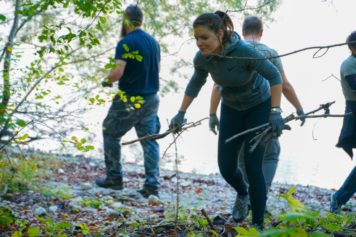 Korporativno prostovoljstvo v TNP – oktober 2018