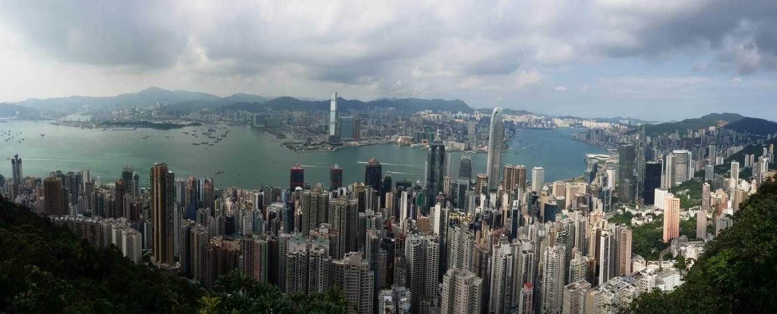 Potepanja Mepijevcev: Hong Kong