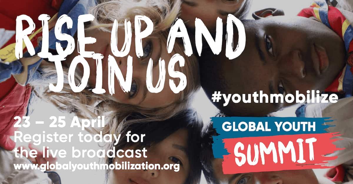 Svetovna mladinska mobilizacija – vodilna vloga mladih pri odpravljanju posledic epidemije