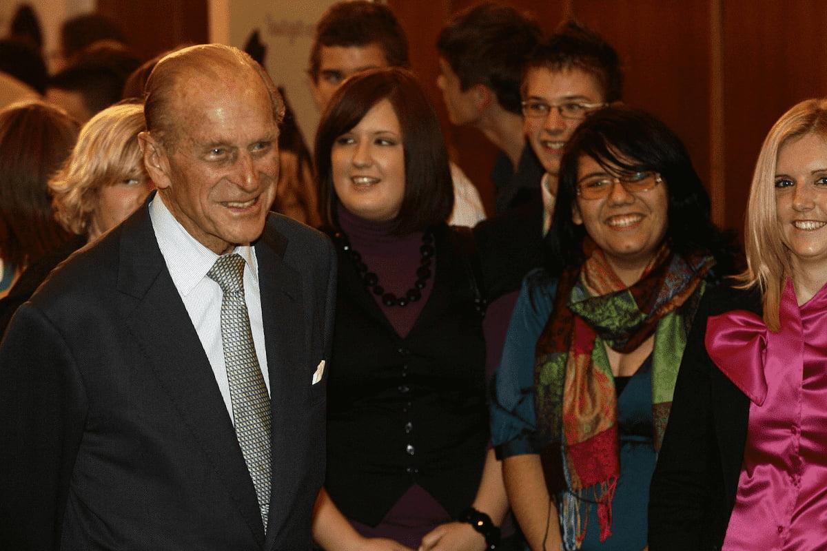 V spomin na princa Filipa: pričevanja MEPI skupnosti