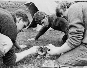 Archive Camp craft
